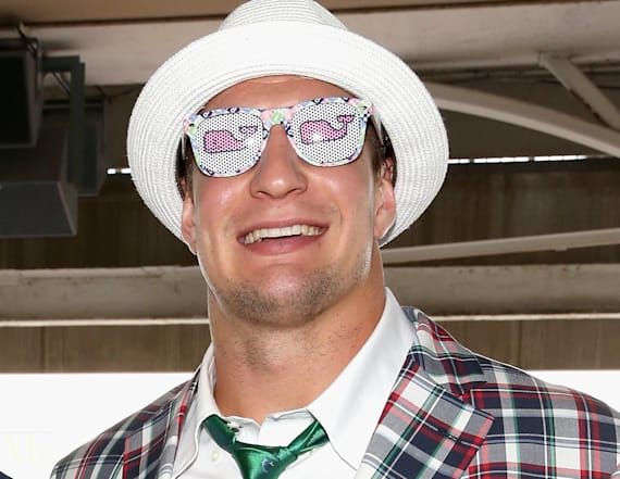 Horse named Gronkowski is out of the Kentucky Derby