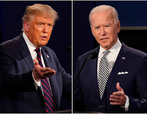 AP fact check: Trump and Biden's latest claims