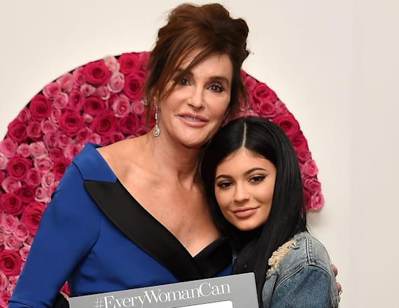 How Caitlyn Jenner reacted to Kylie's pregnancy