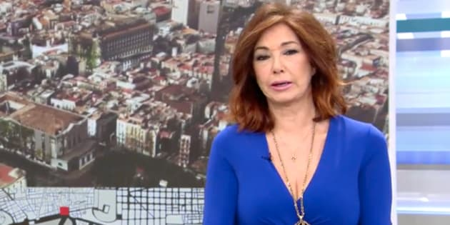 Ana Rosa Quintana en 'El programa de Ana Rosa'