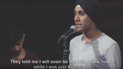 'How To Be A Man': Watch This 16-Year-Old Slam Poet's Powerful