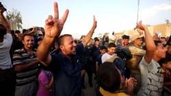 La joie des habitants de Mossoul libérés de