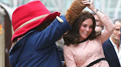 Kate Middleton Dancing With Paddington Bear Is The Most English Thing