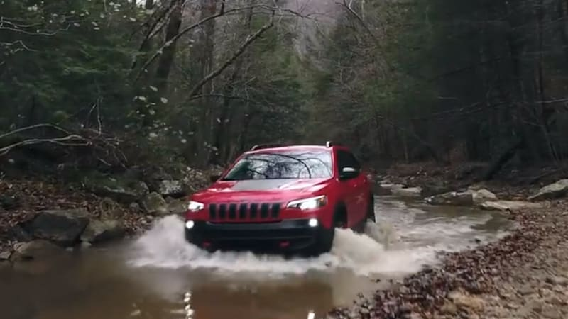 A Super Bowl ad for the 2019 Jeep Cherokee has drawn ...