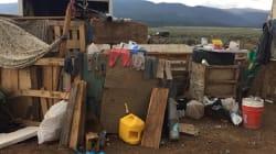 Au Nouveau-Mexique, 11 enfants délivrés d'un repaire délabré tenu par des hommes