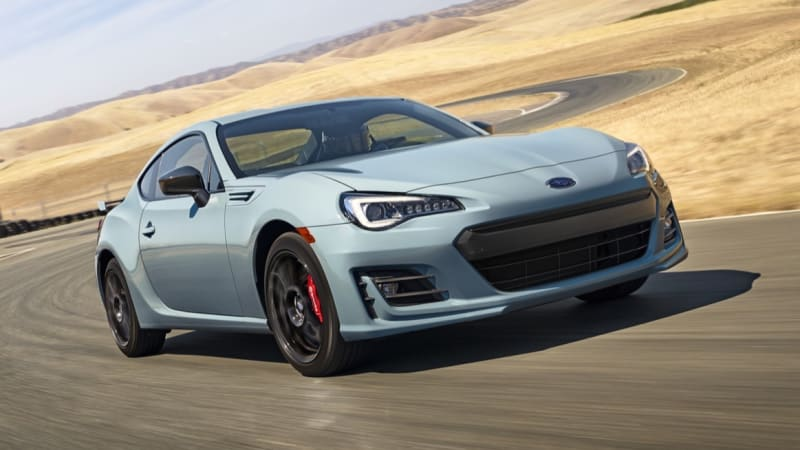 Subaru Brz Vs Toyota 86 >> Subaru Brz Has Higher Manual Take Rate Than Toyota 86 Autoblog