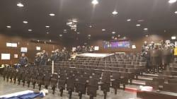 L'université de Rennes 2 évacuée dans le calme après plusieurs semaines de