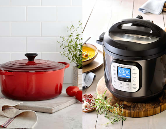 Macy's Big Home Sale includes discounted Le Creuset