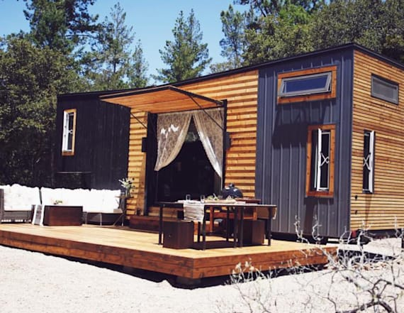 Tiny home fans: See how this couple made it work