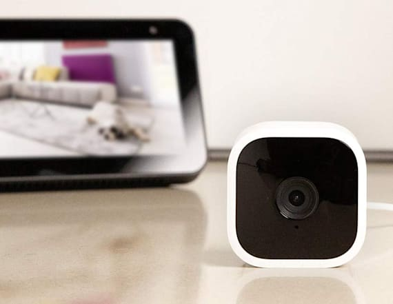Amazon's new indoor security camera is only $35