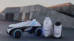 Les robots de sécurité à la mode, malgré le