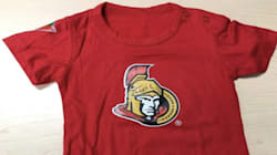 Recalled Ottawa Senators Onesie Inspires Hockey