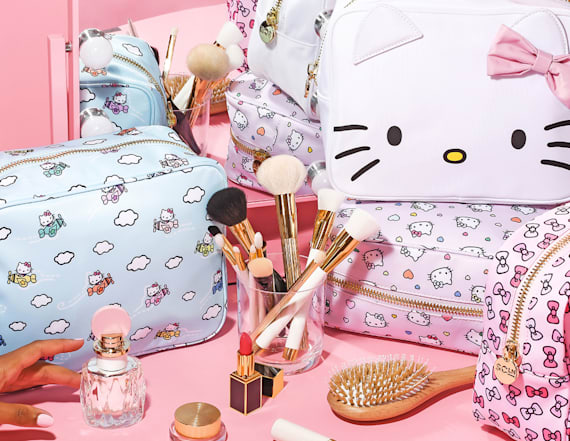 This bag brand launched adorable Hello Kitty line