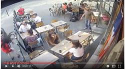 ハラスメントに抗議された男が逆上、路上で女性の顔面を殴りつけた動画がフランスで物議