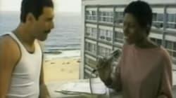 Os bastidores da entrevista (e da gafe) de Gloria Maria com Freddie Mercury em