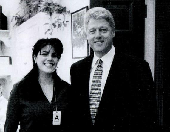 Monica Lewinsky details Bill Clinton encounter