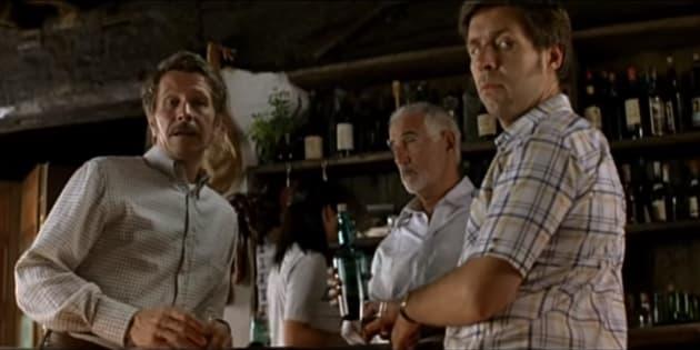 Fotograma de 'Bosque de sombras' (2006) con Gary Oldman.