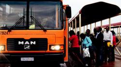 Bus Strike Enters Its Third