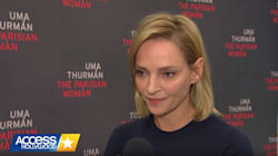 Uma Thurman's Response To Hollywood's Sexual Misconduct Scandal Is
