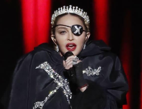 Madonna felt 'raped' by New York Times profile