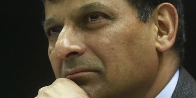 Raghuram Rajan, former Governor of the Reserve Bank of India (RBI), in a file photo.