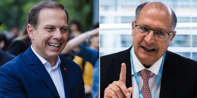 Disputa entre os tucanos João Doria, prefeito de São Paulo, e Geraldo Alckmin, para candidato a presidente da República em 2018 aperta calendário do PSDB para definir candidatura.