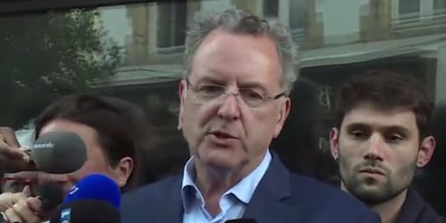 Résultats législatives 2017: Richard Ferrand avait des comptes à régler avec les journalistes après son score au 1er tour