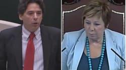 Percival Manglano, concejal del PP de Madrid, sobre Celia Villalobos:
