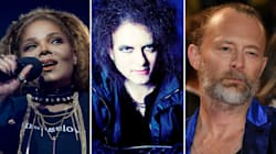 Janet Jackson, The Cure e Radiohead entram no Hall da