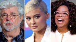 Estas são as 10 celebridades mais ricas dos EUA, segundo a