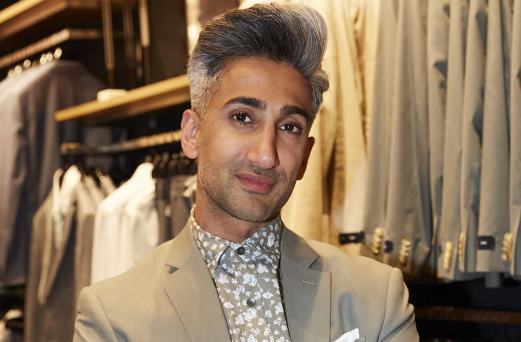 Why 'Queer Eye' star Tan France doesn't give poorly-dressed
