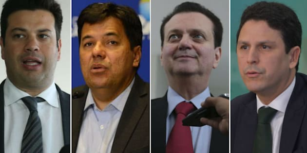 Ministros Leonardo Picciani (Esporte), Mendonça Filho (Educação), Gilberto Kassab (Ciência e Tecnologia) e Bruno Araújo (Cidades) viajam para seus estados.