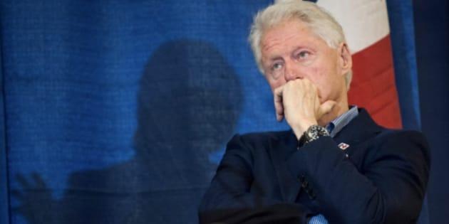 Imagen de archivo del expresidente Bill Clinton.