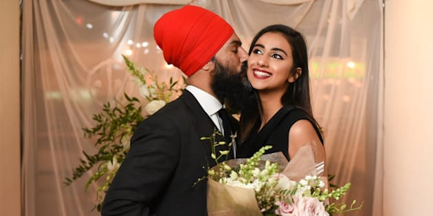 Jagmeet Singh Engaged To Gurkiran Kaur