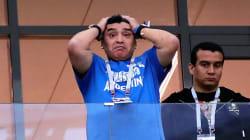 Maradona veut rencontrer l'équipe d'Argentine pour sauver