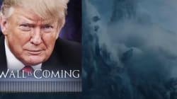 Trump veut un mur à la