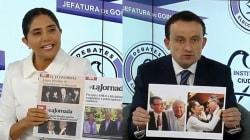 VIDEO: Fiel a su costumbre: los candidatos a la jefatura de gobierno de CDMX intercambian acusaciones en el último