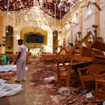 Sri Lankan Bombings Kill At Least 207 People On Easter