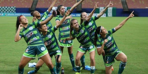 Fundado em 2011 em Manaus, o Iranduba tem tido o apoio da prefeitura para reacender a chama do futebol nos manauaras.