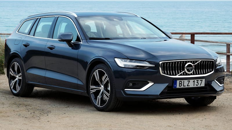 2019 Volvo V60 First Drive Review