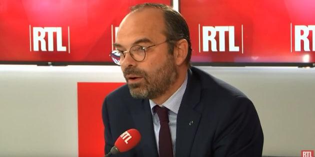 """Le Premier ministre Édouard Philippe a fait sur RTL ce 14 novembre une série d'annonces pour """"accompagner"""" la hausse du prix des carburants."""