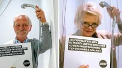 José Bové et Eva Joly sous la douche (pour la bonne