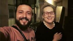 Seguimos el rastro de Meryl Streep en San Miguel de