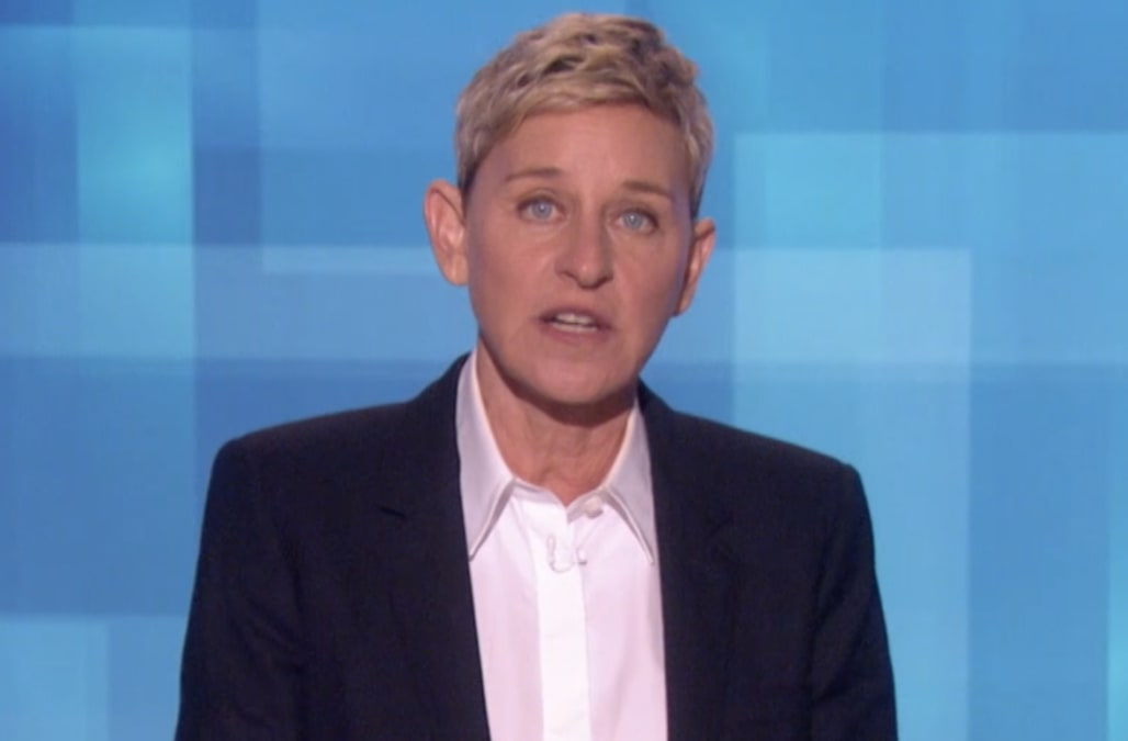 Ellen DeGeneres reportedly banned these celebs from 'The Ellen Show' - AOL