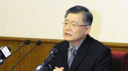 Libéré de Corée du Nord, le pasteur en route vers le