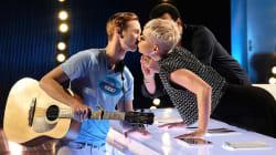 Le baiser volé de Katy Perry au candidat d'American Idol ne passe