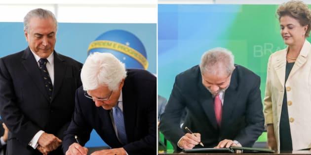Nomeações de Moreira Franco e Lula para cargos de ministro reabriram o debate sobre o foro privilegiado.