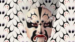 Il culto dalla chirurgia estetica, le maschere e le provocanti trasformazioni di Orlan in mostra al Macro di