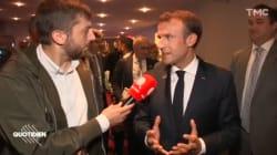Macron reconnaît et assume une
