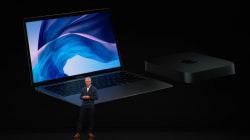 MacBook AirとMac